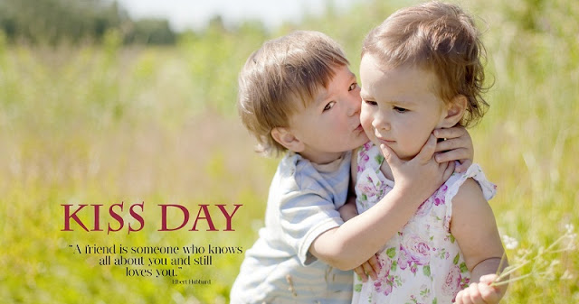 Happy Kiss Day Images for Friends