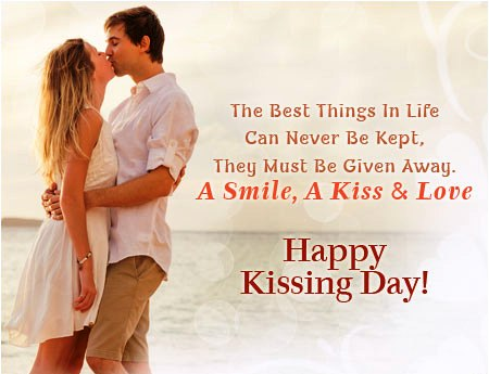 Happy Kiss Day 2018 HD Images