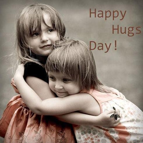 Happy Hug Day Images for Friends