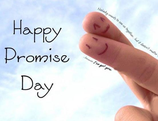 Latest Promise Day Wallpapers