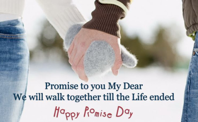 Happy Promise Day Wallpapers for Whatsapp
