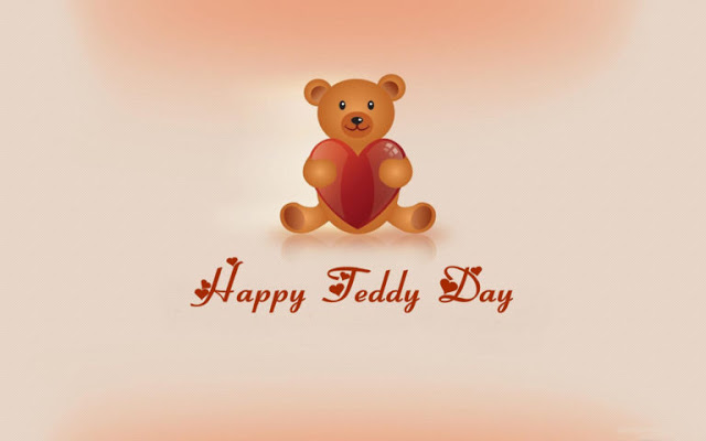 Happy Teddy Day 2018 Wallpapers Download