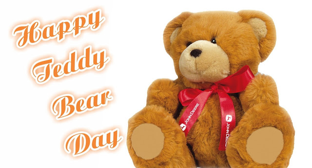 Happy Teddy Day 2017 HD 3D Images