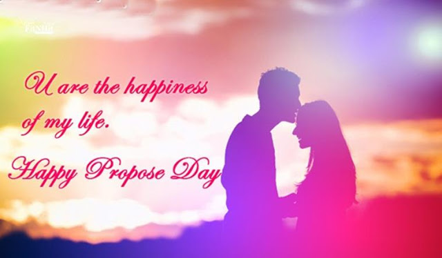 Cute Happy Propose Day Images 2018