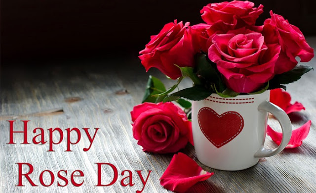 Happy Rose Day for Boyfriend 2018