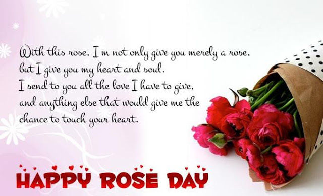 Happy Rose Day Shayari in Hindi for Girlfriend