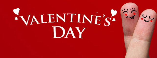 Valentines Day Facebook Covers