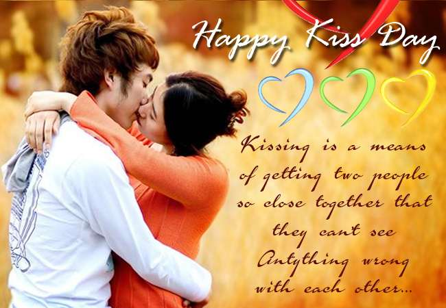 Happy Kiss Day Images Download