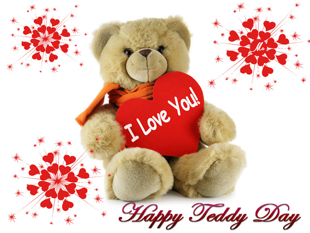 Happy Teddy Day 2018