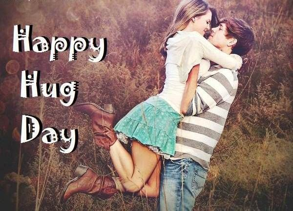 Happy Hug Day 2018