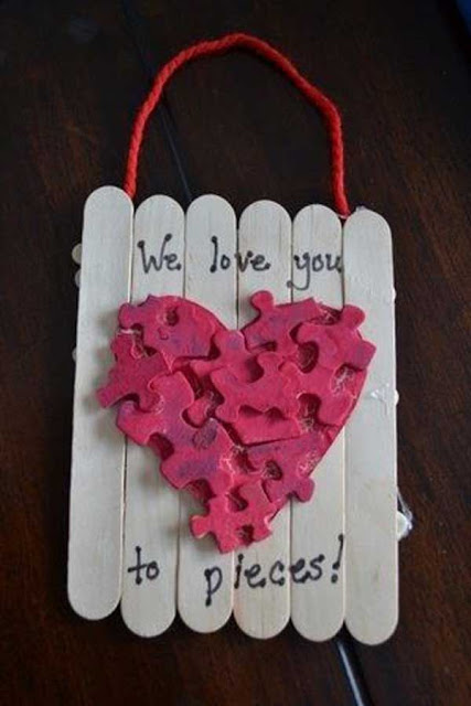 Valentines Day Crafts for Love