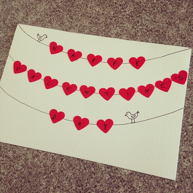 Download Handmade Valentines Day Cards