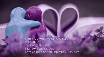 Happy Hug Day Whatsapp Profile Picture DP Download