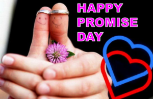 Happy Promise Day Whatsapp Profile Picture