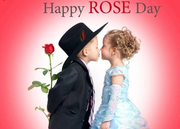 Happy Rose Day SMS and Messages for Friends