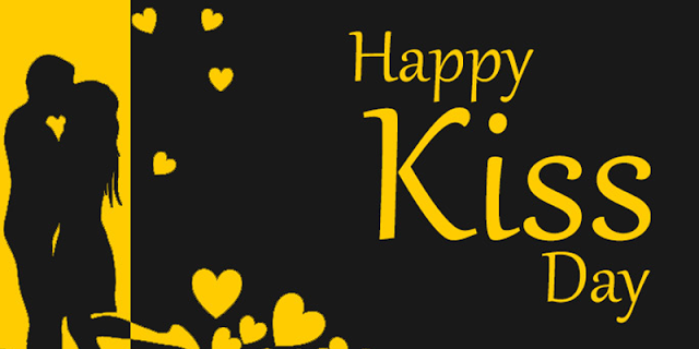 Happy Kiss Day Wallpapers for Facebook Cover