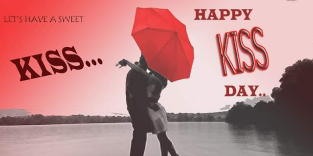Happy Kiss Day Images for Facebook Cover