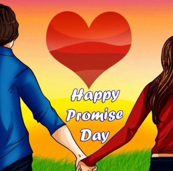 Happy Promise Day Images for Boyfriend