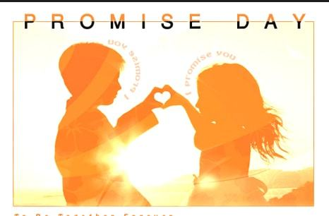 Happy Promise Day Images for Girlfriend