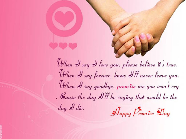 Happy Promise day Love Images Download