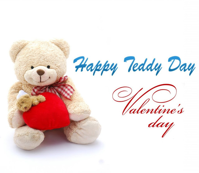 Happy Teddy Day Wallpapers for Whatsapp