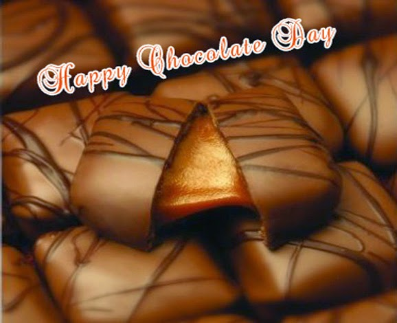 Happy Chocolate Day Images for Girlfriend