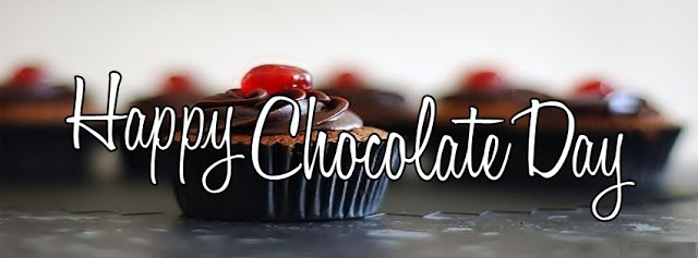 Happy Chocolate Day Facebook Cover Images