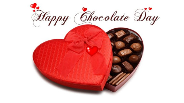 Happy Chocolate Day 2018 Wallpapers