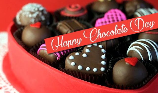 Happy Chocolate Day 2018 HD Wallpapers Download