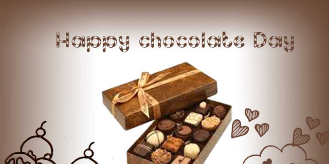 Happy Chocolate Day Images and Wallpapers