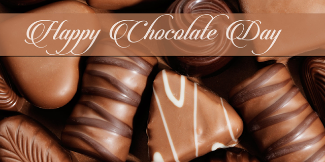 Happy Chocolate Day Facebook Cover Picture 2018