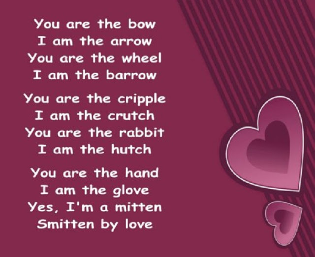 Short Valentines Day Poems for Husband