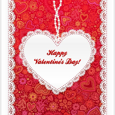 Happy Valentines Day Greeting Cards for Lover