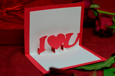 I Love You Greeting Cards for Girlfriend