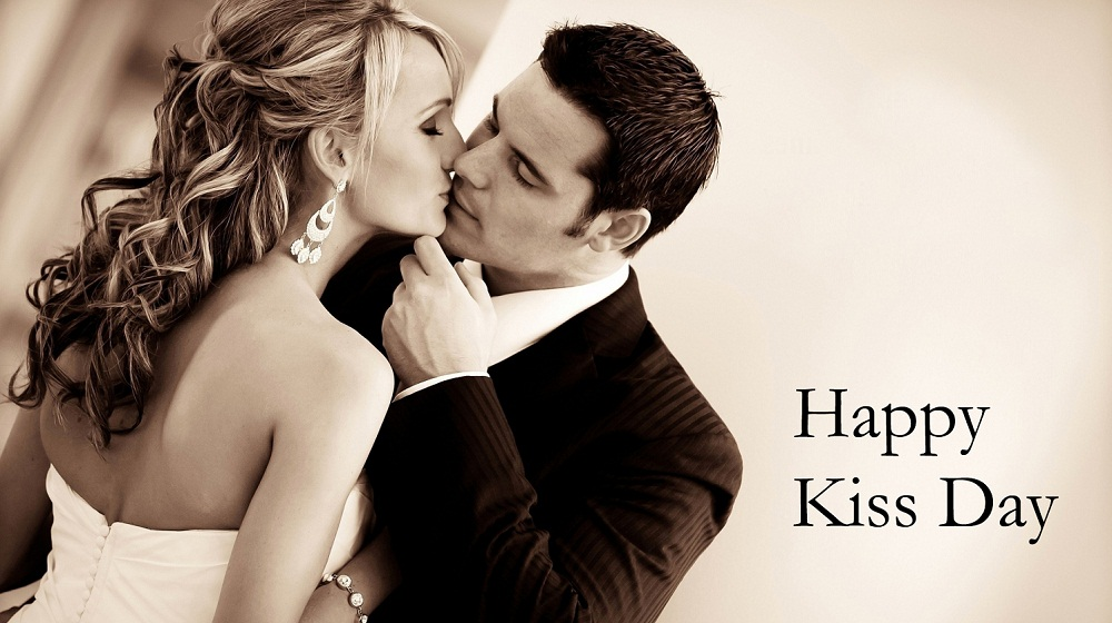 Happy Kiss Day Photos free download