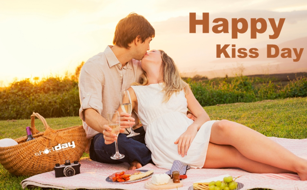 Happy Kiss Day HD Images