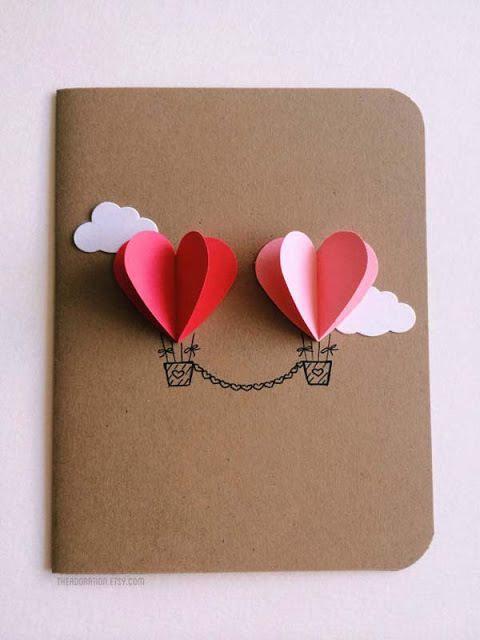 Cute Happy Valentines Day Crafts