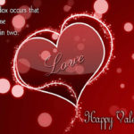 Happy Valentines Day Greetings Cards Messages