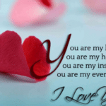 Romantic Love Quotes For Her and Girlfriend on Valentines day