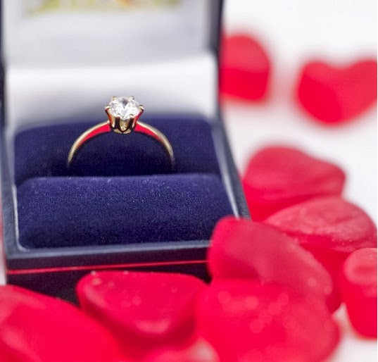 Valentines day Ideas for Her - Ring