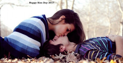 Happy Kiss Day Whatsapp Profile Picture for Girlfriend