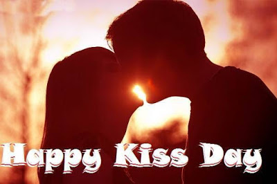 Happy Kiss Day Whatsapp Profile Picture for Wife