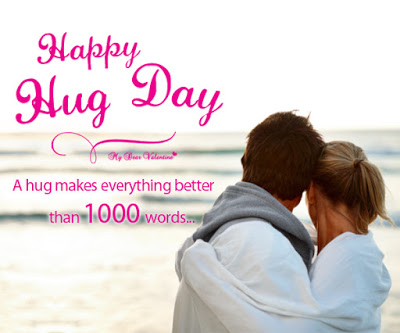 Happy Hug Day Profile Picture for Whatsapp