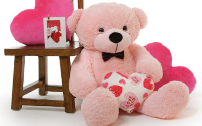 Happy Teddy Day Whatsapp DP for Wife
